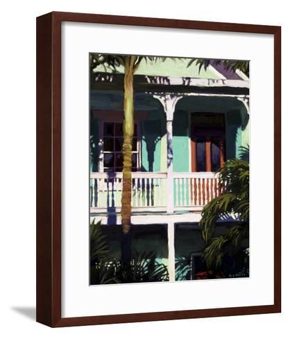 Conch Republic I-Rick Novak-Framed Art Print