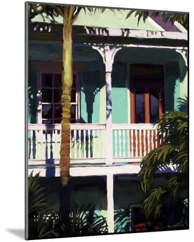 Conch Republic I-Rick Novak-Mounted Art Print