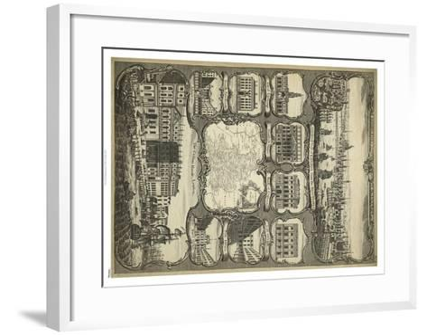 Various Views of London--Framed Art Print