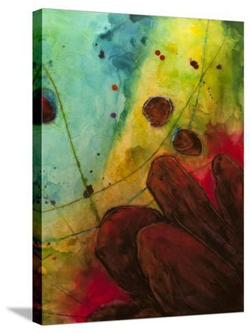 Abstract Series No. 13 II-Marabeth Quin-Stretched Canvas Print