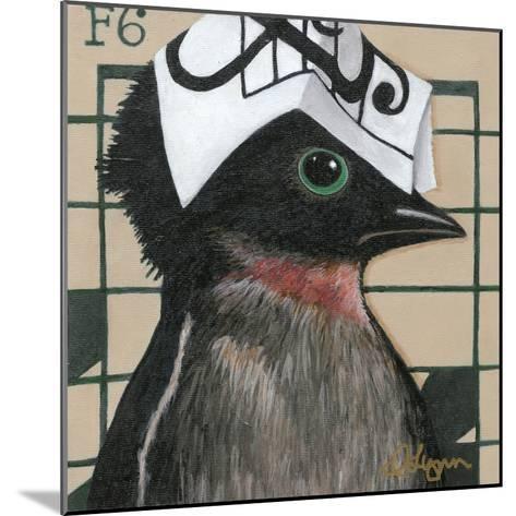 You Silly Bird - Will-Dlynn Roll-Mounted Art Print