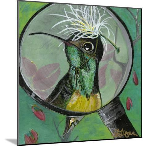 You Silly Bird - Clara-Dlynn Roll-Mounted Art Print