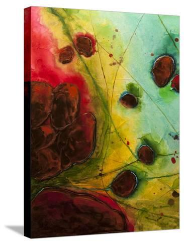 Abstract Series No. 13 I-Marabeth Quin-Stretched Canvas Print