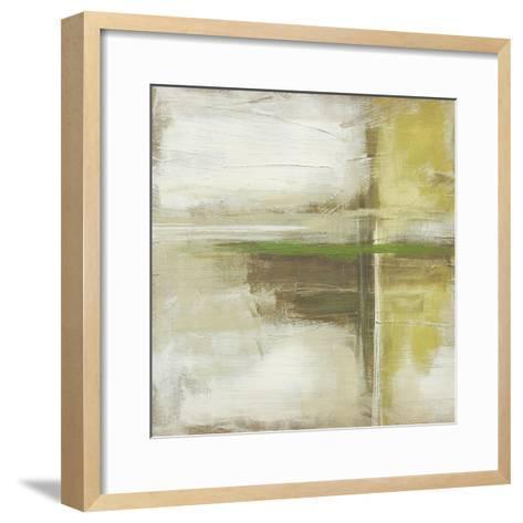 Wood Lake I-June Erica Vess-Framed Art Print