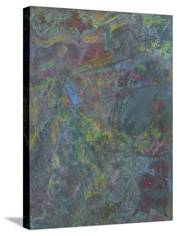 Melt Down II-Dlynn Roll-Stretched Canvas Print