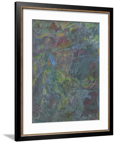 Melt Down II-Dlynn Roll-Framed Art Print