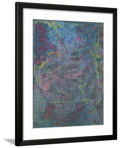 Melt Down I-Dlynn Roll-Framed Art Print