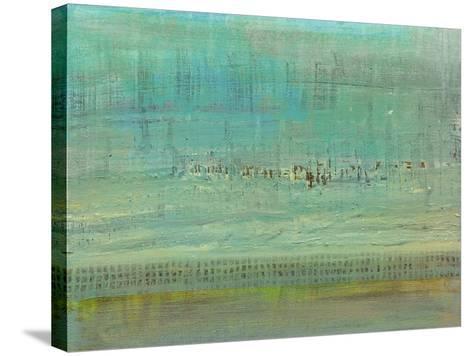 Sandbar I-Alicia Ludwig-Stretched Canvas Print