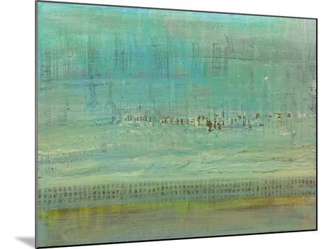 Sandbar I-Alicia Ludwig-Mounted Art Print