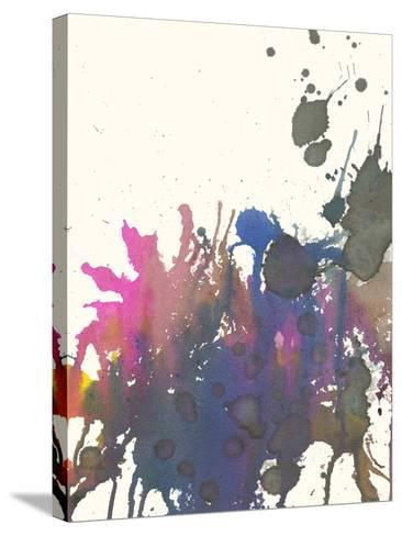 Exuberant Splotch-Jodi Fuchs-Stretched Canvas Print