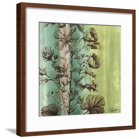 Painted Botanical II-John Butler-Framed Art Print