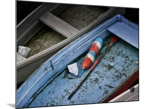 Wooden Rowboats XIII-Rachel Perry-Mounted Photographic Print