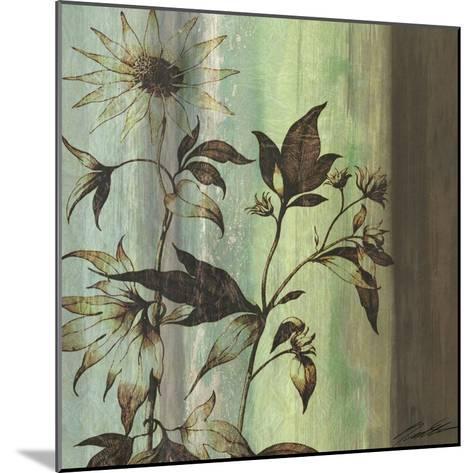 Painted Botanical I-John Butler-Mounted Art Print