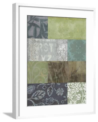 Zen Composition II-Vision Studio-Framed Art Print