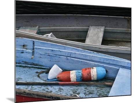 Wooden Rowboats XIV-Rachel Perry-Mounted Photographic Print