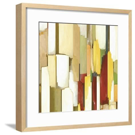 Monument III-James Burghardt-Framed Art Print