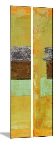 That's My Thing I (2-Up)-Natalie Avondet-Mounted Art Print