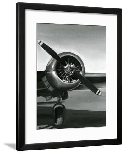 Vintage Flight III-Ethan Harper-Framed Art Print