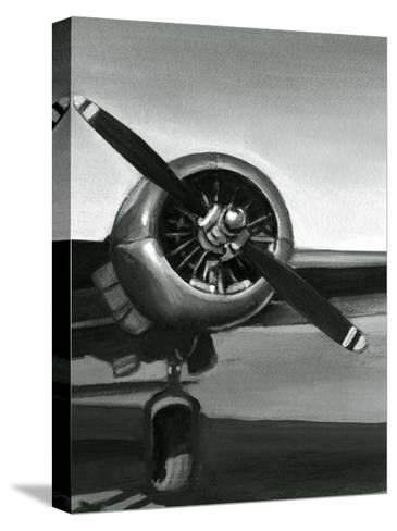 Vintage Flight III-Ethan Harper-Stretched Canvas Print