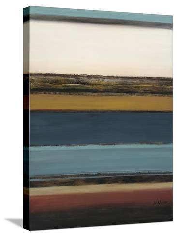 Arabian Night II-Willie Green-Aldridge-Stretched Canvas Print
