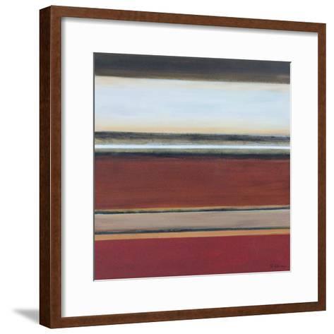 Award Winning Orange II-Willie Green-Aldridge-Framed Art Print