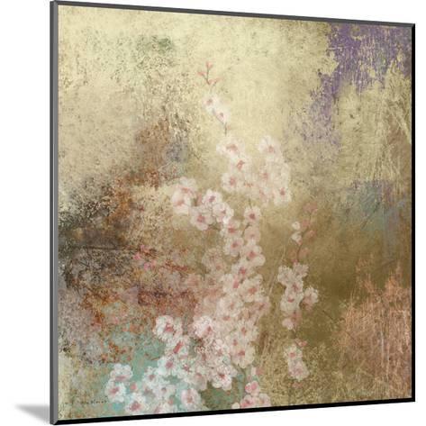 Cherry Blossom Abstract I-Rick Novak-Mounted Art Print
