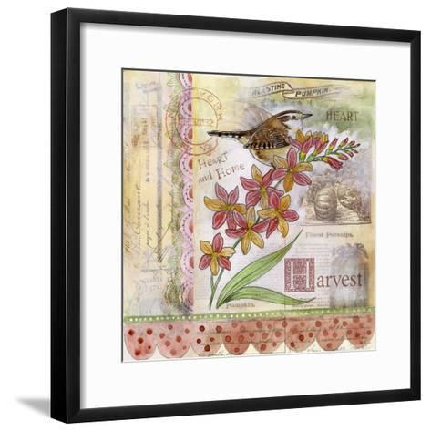 Spread Your Wings III-Jane Maday-Framed Art Print