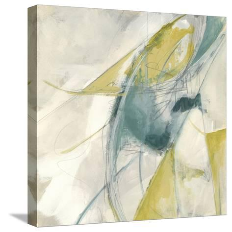 Footnote I-June Vess-Stretched Canvas Print