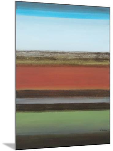 Peaceful Green II-Willie Green-Aldridge-Mounted Art Print