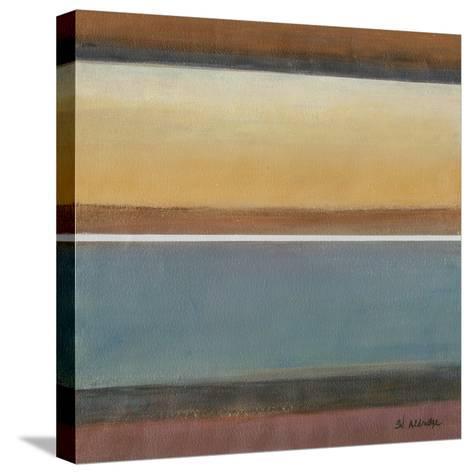 Soft Sand III-Willie Green-Aldridge-Stretched Canvas Print