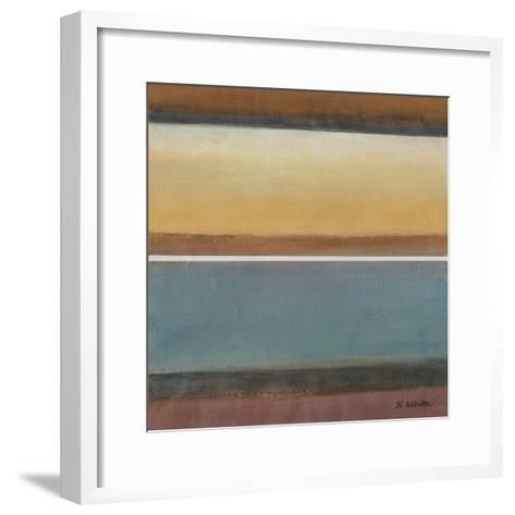 Soft Sand III-Willie Green-Aldridge-Framed Art Print