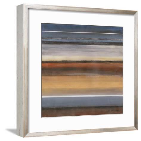 Soft Sand II-Willie Green-Aldridge-Framed Art Print