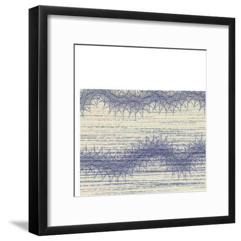 Spiro Striations II-Ricki Mountain-Framed Art Print