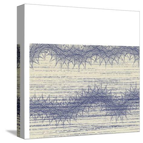 Spiro Striations II-Ricki Mountain-Stretched Canvas Print