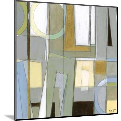 Visionary II-Norman Wyatt, Jr^-Mounted Art Print