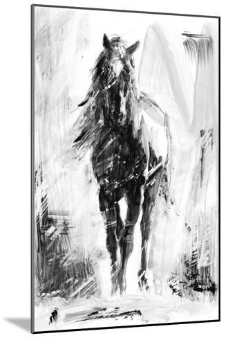 Rustic Stallion II-Ethan Harper-Mounted Premium Giclee Print