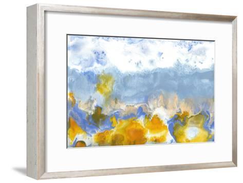 Sun Up II-Alicia Ludwig-Framed Art Print