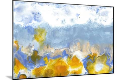 Sun Up II-Alicia Ludwig-Mounted Premium Giclee Print