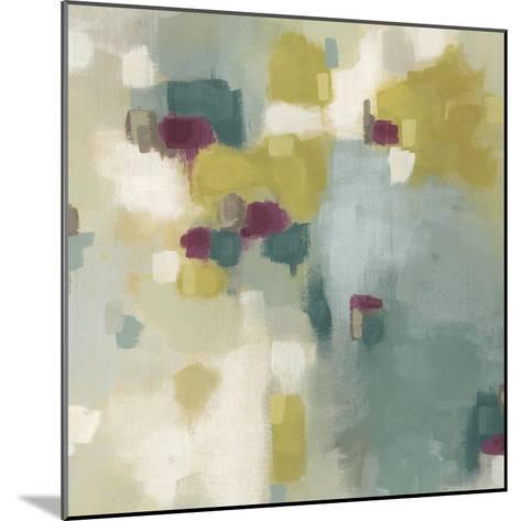 Harbor Lights II-June Vess-Mounted Premium Giclee Print