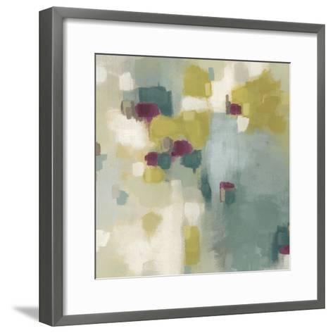 Harbor Lights II-June Vess-Framed Art Print