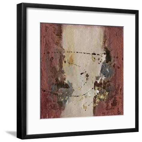 Early Autumn Abstract II-Joyce Combs-Framed Art Print