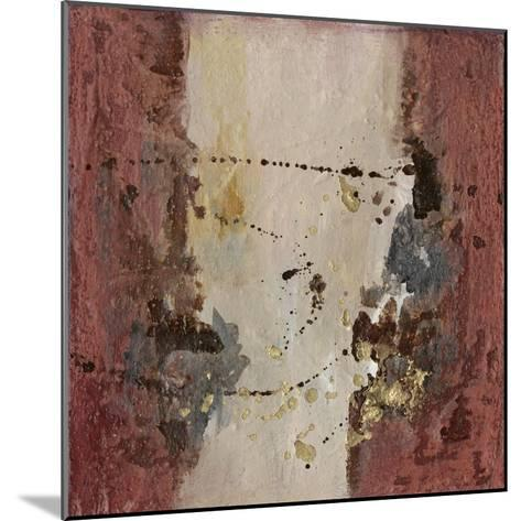 Early Autumn Abstract II-Joyce Combs-Mounted Premium Giclee Print