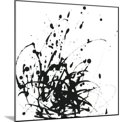 Onyx Expression I-June Vess-Mounted Premium Giclee Print