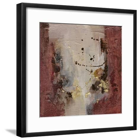 Early Autumn Abstract I-Joyce Combs-Framed Art Print
