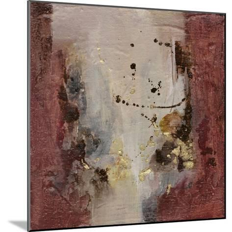 Early Autumn Abstract I-Joyce Combs-Mounted Premium Giclee Print