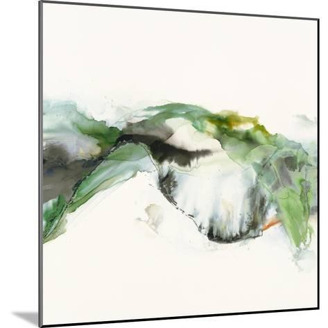Green Terrain I-Sisa Jasper-Mounted Premium Giclee Print