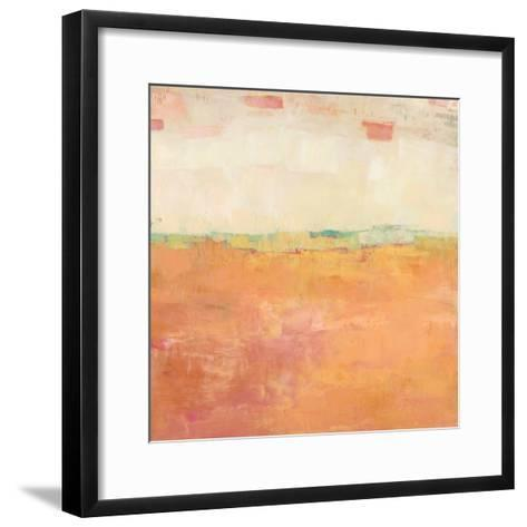 Apricity II-Sue Jachimiec-Framed Art Print