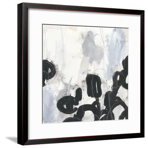 Causal Gesture III-June Vess-Framed Art Print
