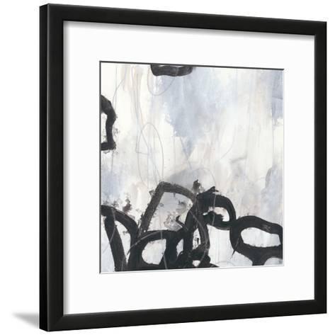 Causal Gesture IV-June Vess-Framed Art Print