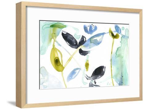 Hanging Garden I-Jennifer Goldberger-Framed Art Print